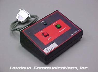 loudoun communications FSA Icall box
