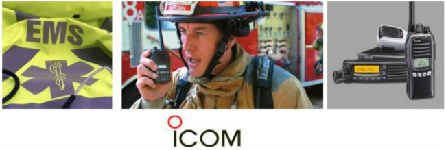 icom loudoun communications