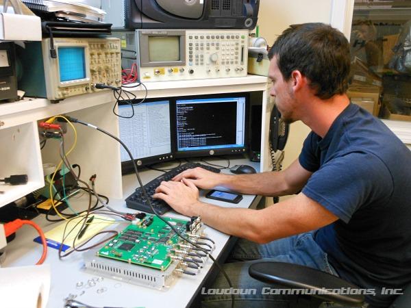 loudoun communications repair