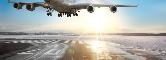 airplane landing communication