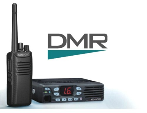 Kenwood releases new DMR Series!
