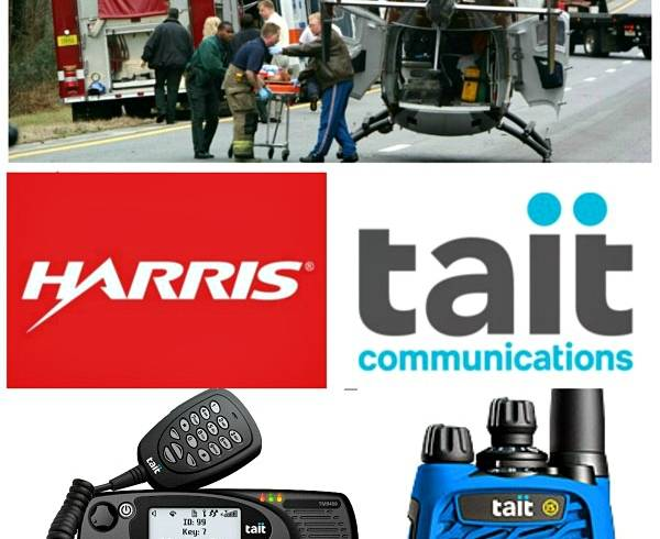 Harris Corporation and Tait Communications announce partnership