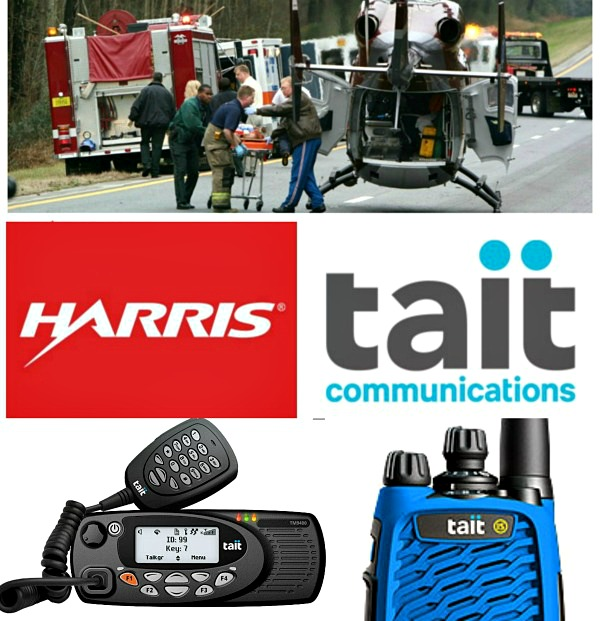 Harris Corporation and Tait Communications announce partnership -